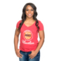 Houston Rockets 47 V-Neck Scrum Tee