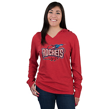 Houston Rockets 47 Primetime Hooded Tee