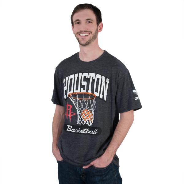 Houston Rockets Adidas Bank Shot Tee