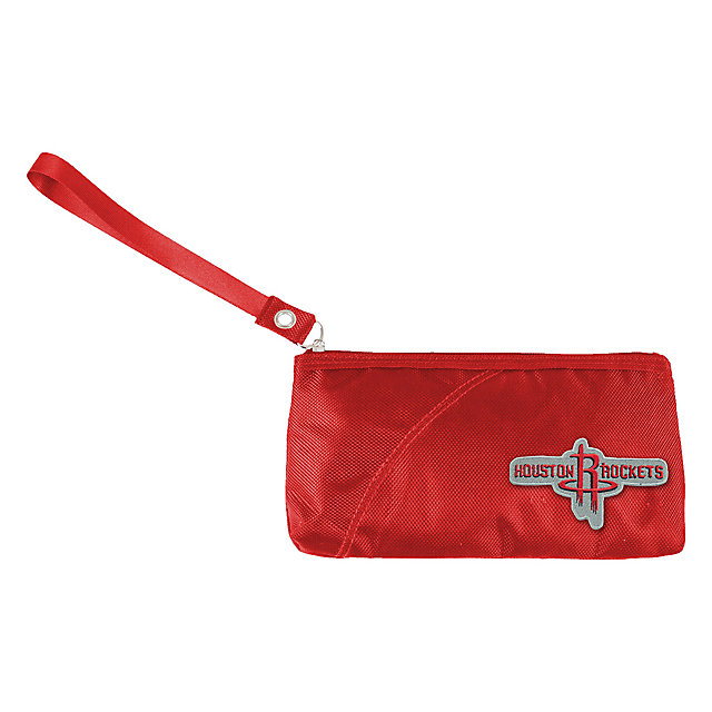 Houston Rockets Color Sheen Wristlet