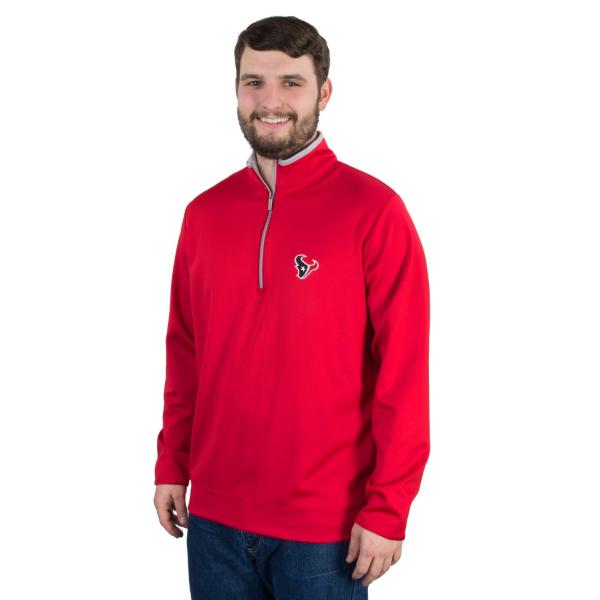 Houston Texans Antigua Leader Pullover - Size 3XL