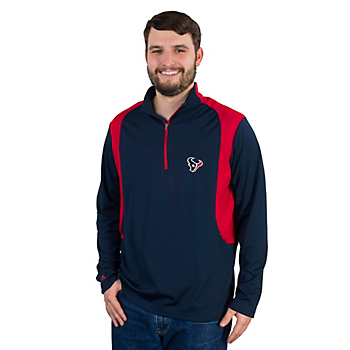 20ce58764 Houston Texans Antigua Delta Pullover