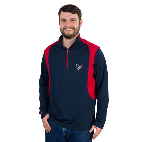 Houston Texans Antigua Delta Pullover - Size 2XL
