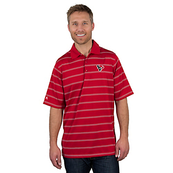 Houston Texans Antigua Deluxe Polo