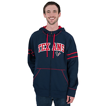 Houston Texans Antigua Velocity Jacket