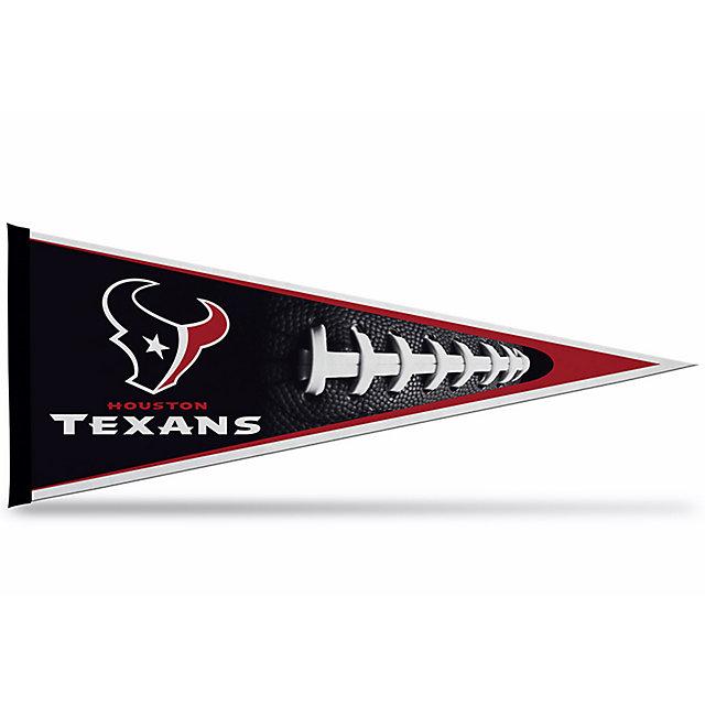 Houston Texans 12x30 Pennant