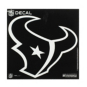 Houston Texans 6x6 Metallic Decal
