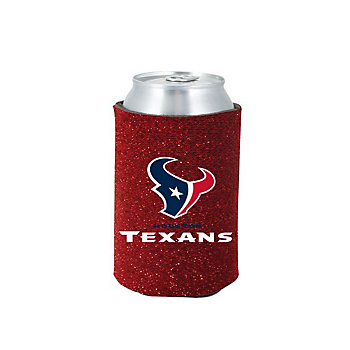 Houston Texans Glitter Can Coolie