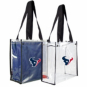 Houston Texans Clear Convertible Tote