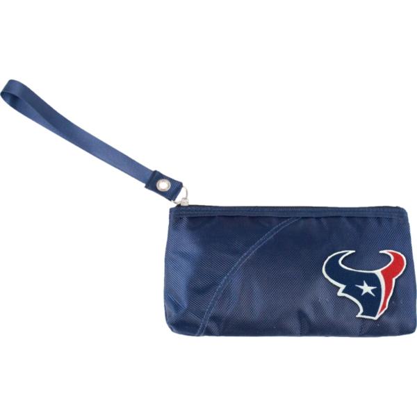 Houston Texans Color Sheen Wristlet