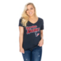 Houston Texans Womens V-Neck T-Shirt