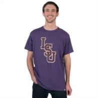 LSU Tigers 47 Basic Scrum Tee