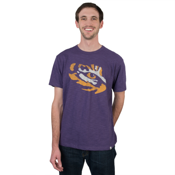 LSU Tigers 47 Scrum Tee