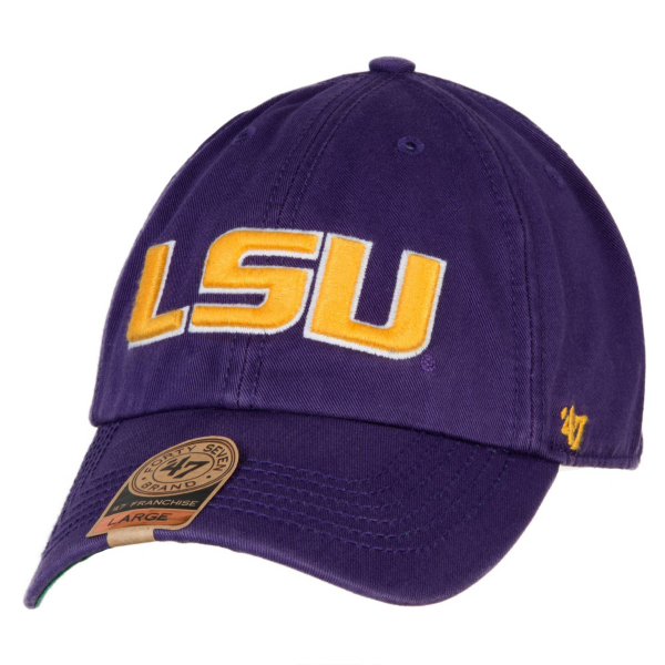 LSU Tigers 47 Franchise Cap