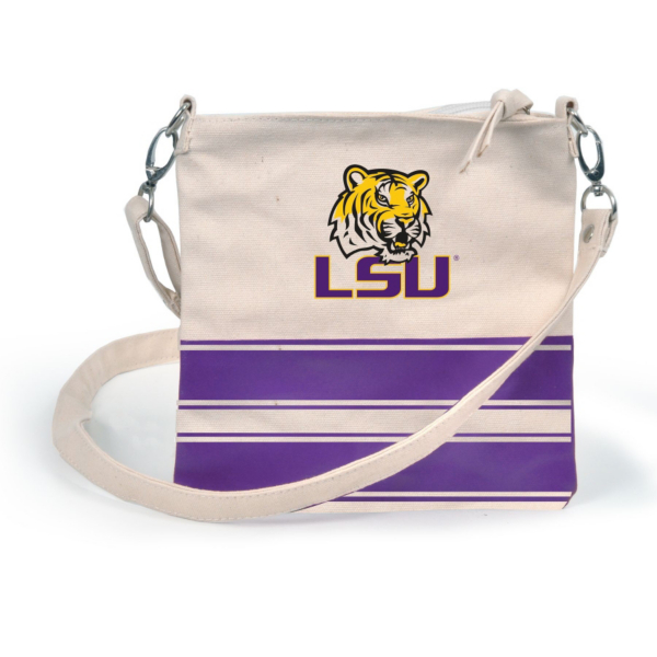 LSU Tigers Hipster Tote