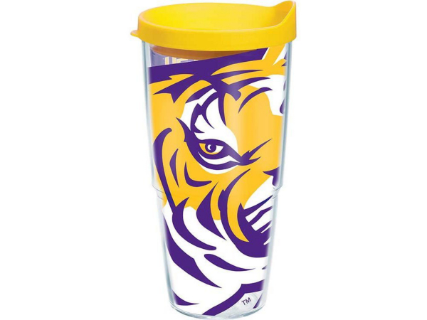 LSU Tigers Tervis 24 oz. Colossal Tumbler