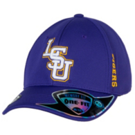 LSU Tigers Top Of The World Booster Cap