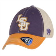 LSU Tigers Top Of The World Offroad Cap