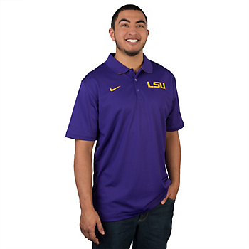 LSU Tigers Nike Preseason Polo