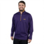 LSU Tigers Antigua Leader Pullover