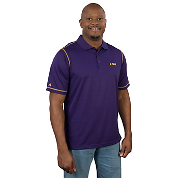LSU Tigers Antigua Icon Polo