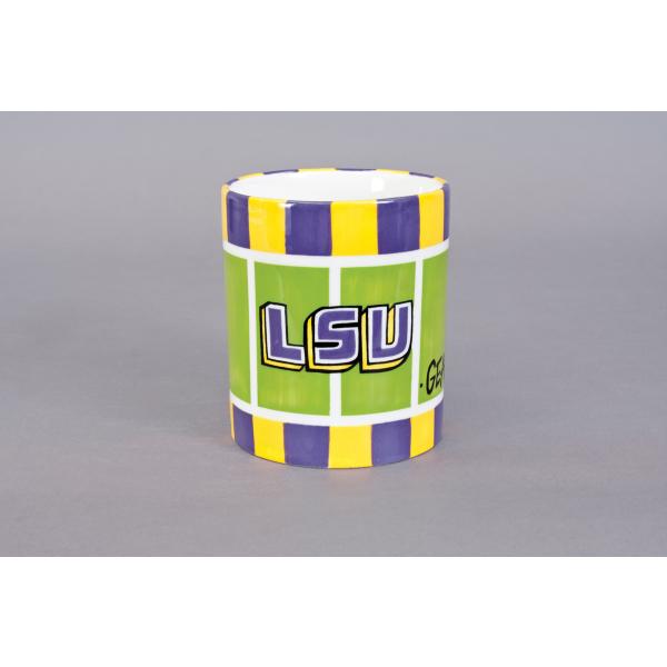 LSU Tigers Stadium Mug