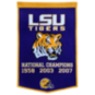 LSU Tigers Dynasty Banner