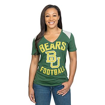 Baylor Bears Nike College Womens Football Top