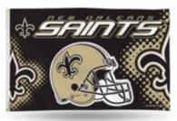 New Orleans Saints 3x5 Banner Flag