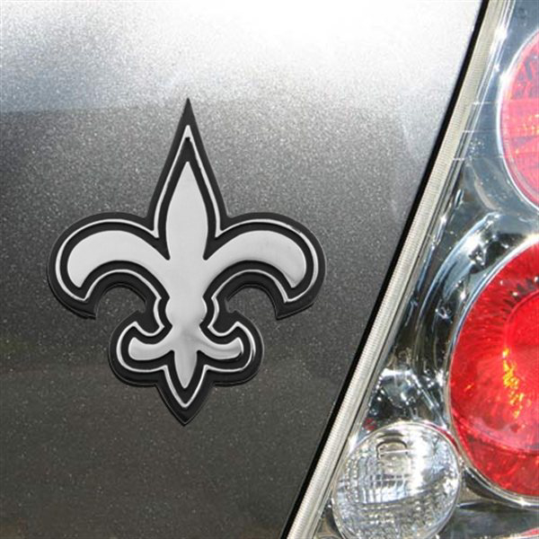 New Orleans Saints Freeform Emblem