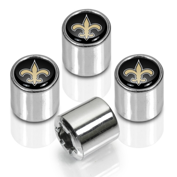 New Orleans Saints Valve Caps
