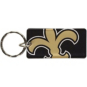 New Orleans Saints Mega Keychain
