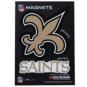 New Orleans Saints 5x7 Name/Logo Magnet