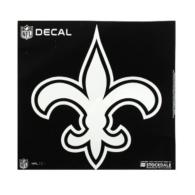New Orleans Saints 12x12 Metallic Decal