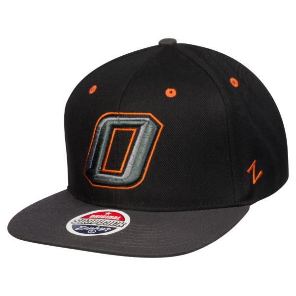 Oklahoma State Cowboys Zephyr Blackout Snapback