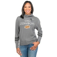 Oklahoma State Cowboys Nike Championship Drive Obsessed Pullover