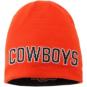 Oklahoma State Cowboys Nike Reversible Beanie