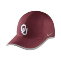 Oklahoma Sooners Nike Featherlight Aerobill Cap