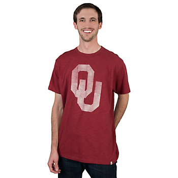 Oklahoma Sooners 47 Basic Scrum Tee