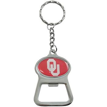 Oklahoma Sooners Bottle Opener Keychain
