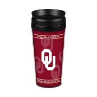 Oklahoma Sooners 16 oz Full Wrap Tumbler
