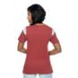 Oklahoma Sooners 5th & Ocean Fitted V-Neck Tee
