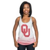 Oklahoma Sooners Nike Womens Logo Triblend Tank
