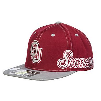 Oklahoma Sooners Top of the World Reflector Snapback Cap