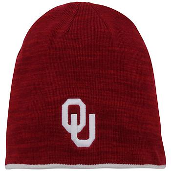 Oklahoma Sooners Nike Reversible Beanie