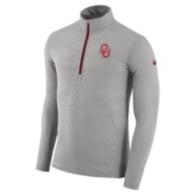 Oklahoma Sooners Nike Dry Element Half-Zip Pullover