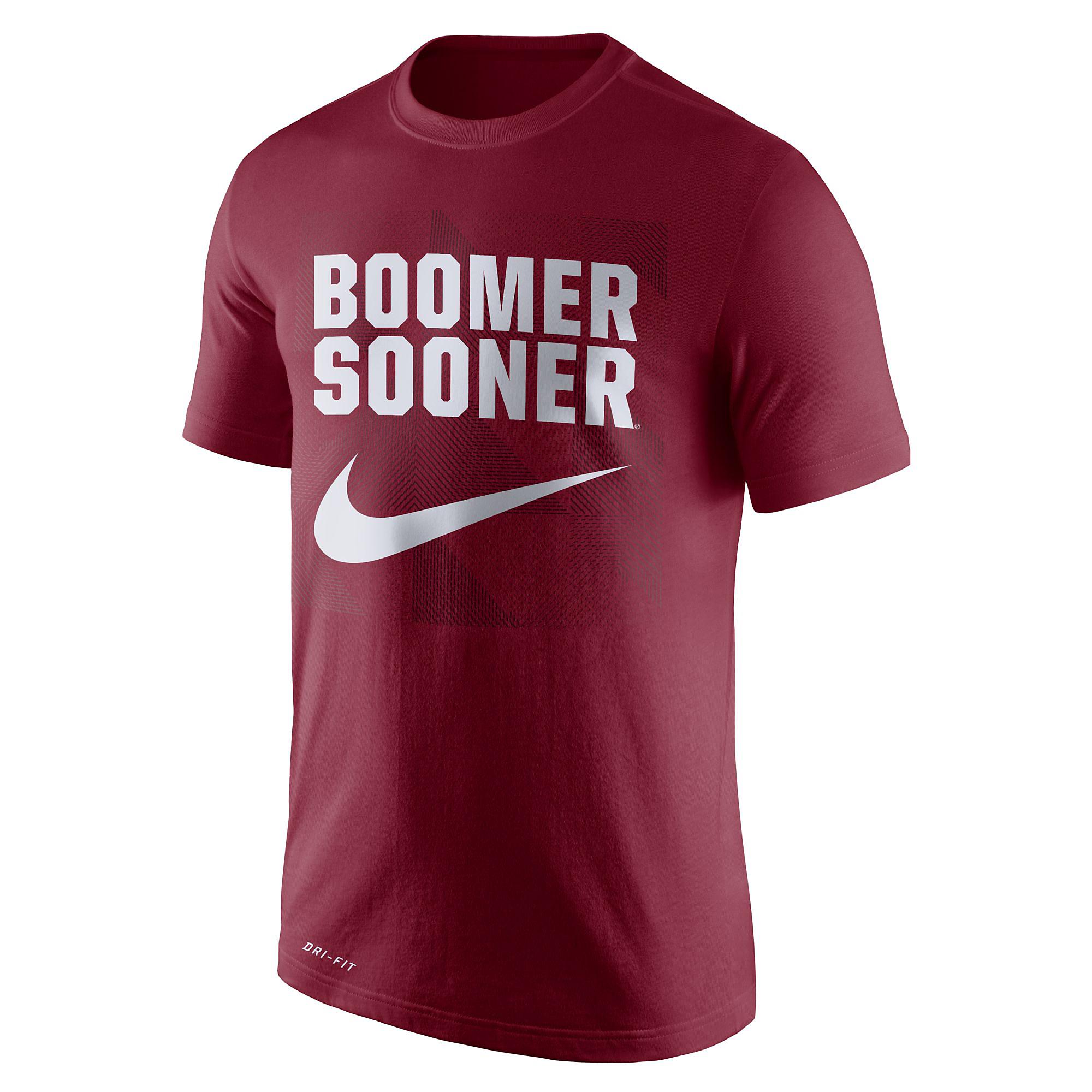 Oklahoma Sooners Nike Legend Franchise Tee