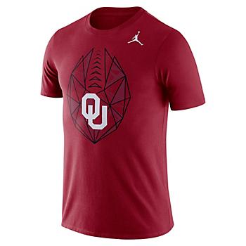 Oklahoma Sooners Jordan Icon Jumpman Tee