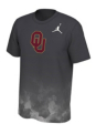 Oklahoma Sooners Nike Jordan College Football Playoff Team Issue Short Sleeve T-Shirt