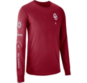Oklahoma Sooners Nike Elevated Long Sleeve T-Shirt
